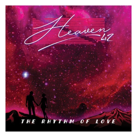 Heaven42 - The Rhythm Of Love (CD, Album) (2017)