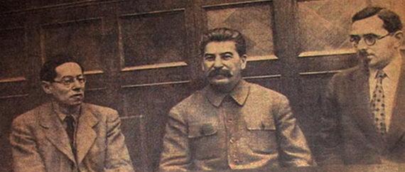 Сталин и Фейхтвангер - relevant